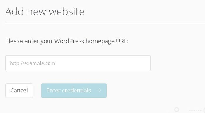 Ajoutez facilement votre site WordPress dans ManageWP en fournissant les identifiants de votre site ou en installant le plugin ManageWP Worker