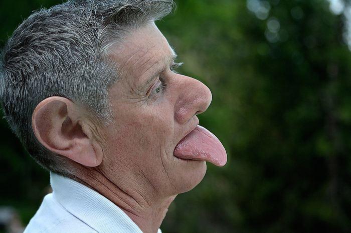 Le prix Ig Nobel 2017 d'anatomie : Pourquoi les hommes vieux ont-ils de grandes oreilles