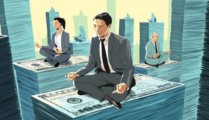 L'industrie de la méditation pèse plusieurs milliards de dollars alors que les preuves scientifiques manquent cruellement
