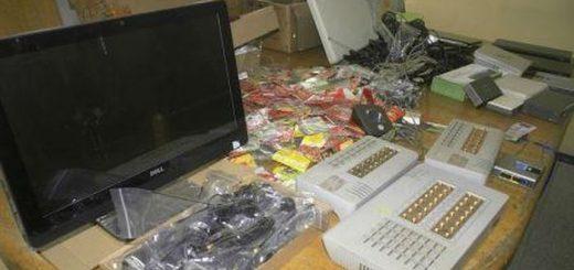 Madagascar: un réseau de fraude télécoms démantelé, une quinzaine de SIMBOX, plusieurs centaines de cartes SIM et de recharge saisies