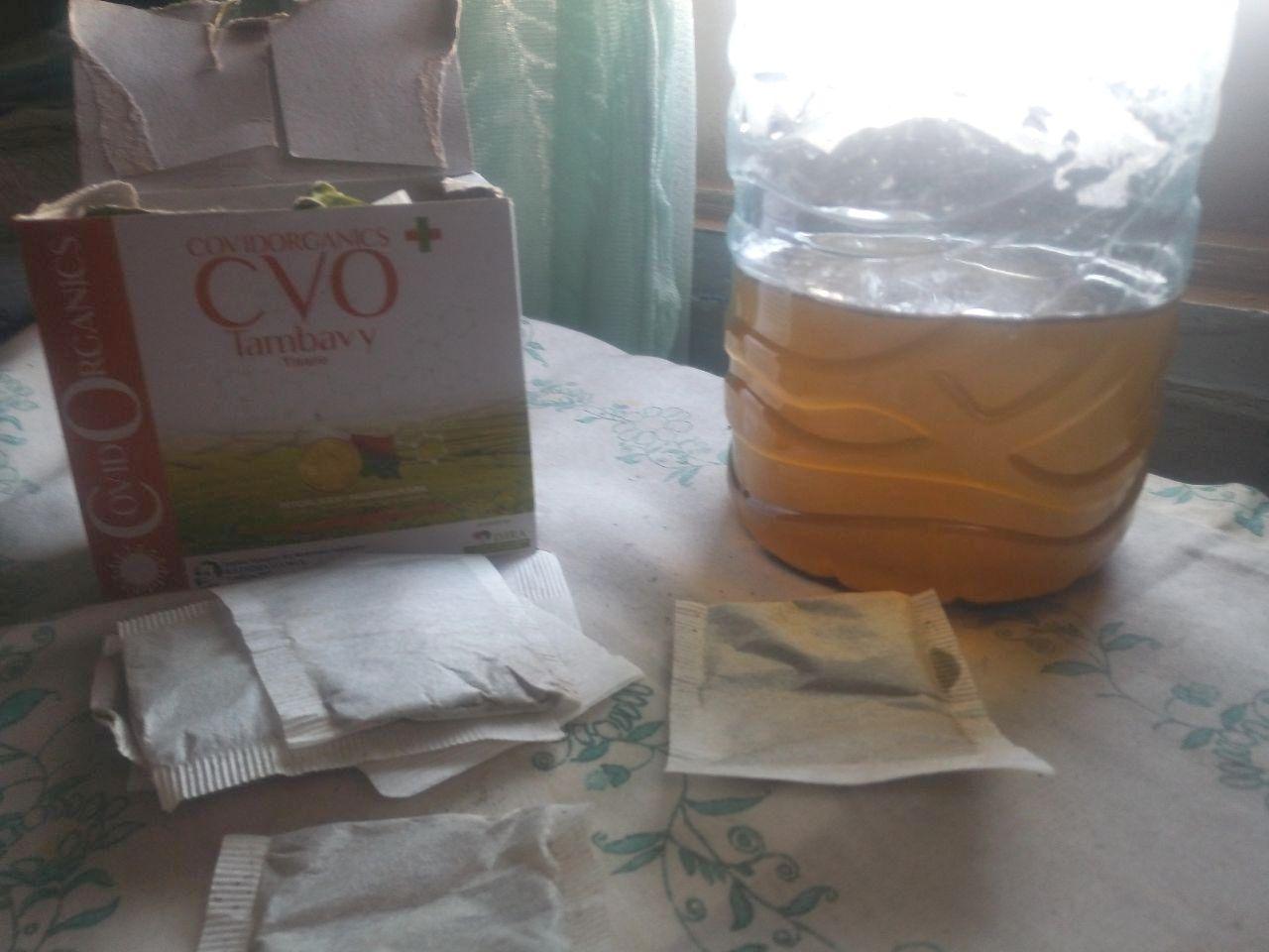 Comment utiliser le Tambavy CVO en sachets/dosettes. Doses, posologie et mode d'emploi.