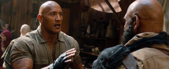 Jumanji : Bienvenue dans la jungle tente vraiment de réinventer la franchise. Mais la construction fade des personnages montre un film trop enfantin.