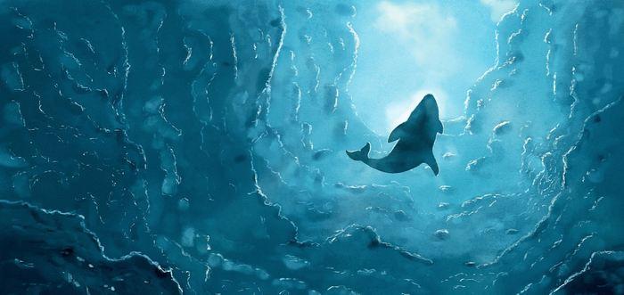 En général, la plupart des vertébrés sont des droitiers. Mais une étude suggère que les baleines bleues deviennent temporairement des gauchères quand elles remontent de la surface pour chasser leurs proies.