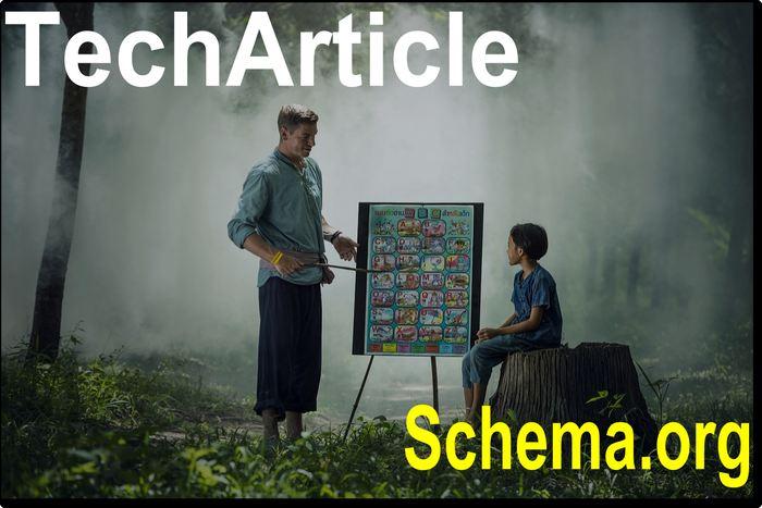 La balise TechArticle de Schema.org vous permet de créer des données structurées si vos articles sont de type tutoriel ou guide d'utilisation.