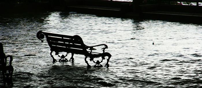 Une étude suggère une augmentation des inondations à cause du réchauffement climatique. C'est un risque bien connu, mais l'analyse montre que même les pays riches devront faire beaucoup d'efforts pour s'adapter.