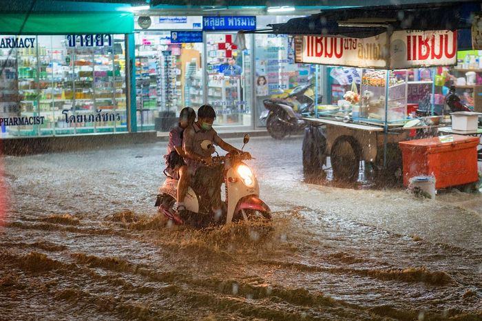 Une mise à jour d'un rapport de l'EASAC souligne que les phénomènes météorologiques extrêmes continuent d'augmenter à un rythme alarmant depuis 1980.
