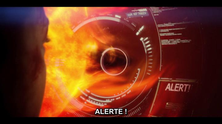 Le trou noir dans la série Lost in Space