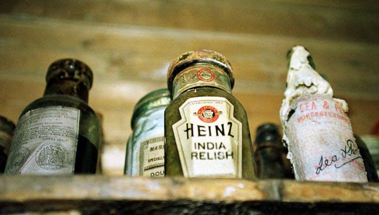 Un ketchup de la marque Heinz qui est resté intact depuis 1909 - Reuters/AJS