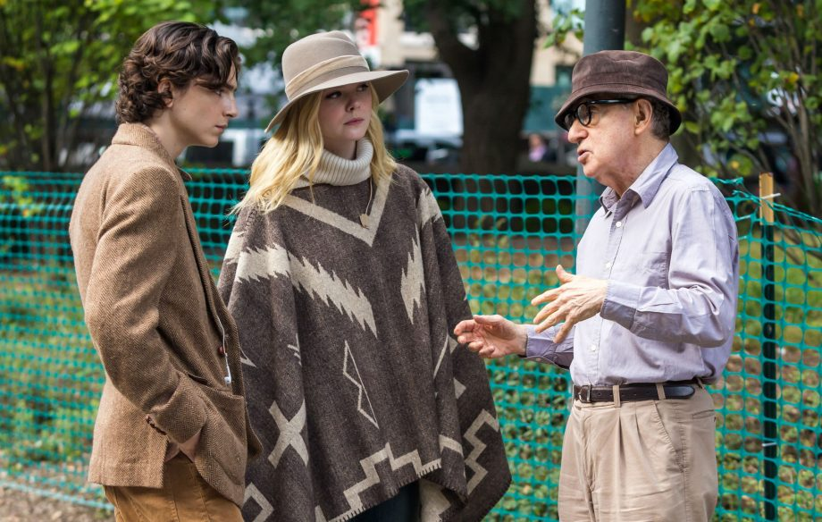 Image du film A Rainy Day in New York de Woody Allen