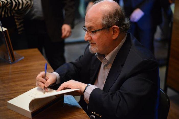 Salman Rushdie - Crédit : Fronteiras do Pensamento, CC BY-SA