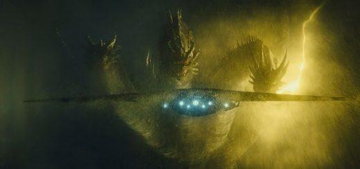 On a une nouvelle de King Ghidorah dans le prochain film, Godzilla 2 : Roi des monstres. Elle montre la couleur de ce film à venir et ça ne rigole plus !