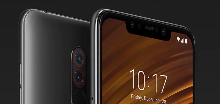 Le Xiaomi Pocophone F1 embarque des composants et des fonctionnalités d'un modèle haut de gamme, mais la marque chinoise baisse pas mal ses prix ces derniers temps.