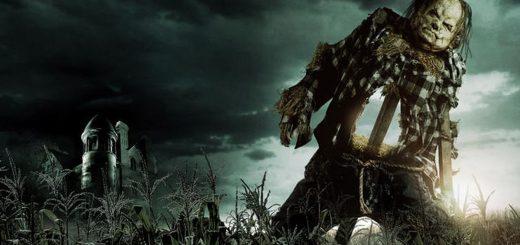 La première affiche officielle annonce la couleur du film Scary Stories to Tell in the Dark dont le scénario nous vient de Guillermo del Toro.