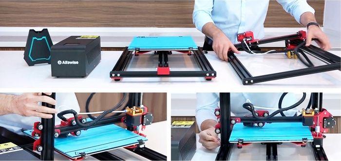 Avec l'Alfawise U20, la marque chinoise Alfawise veut démocratiser l'accessibilité aux imprimantes 3D. Un modèle abordable qui respecte ses promesses.