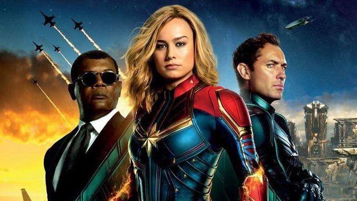 Certains fans de Marvel détestent le film Captain Marvel avant même sa sortie. Brie Larson est leur principale tête de turc, mais au final, on peut s'en foutre vu le succès prédit pour le film.