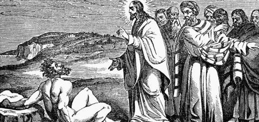 Le démoniaque est un histoire fascinante de la Bible et elle nous force à nous plonger dans nos souffrances personnelles et parfois, de s'aperçevoir qu'il n'y a aucun moyen de s'en sortir.