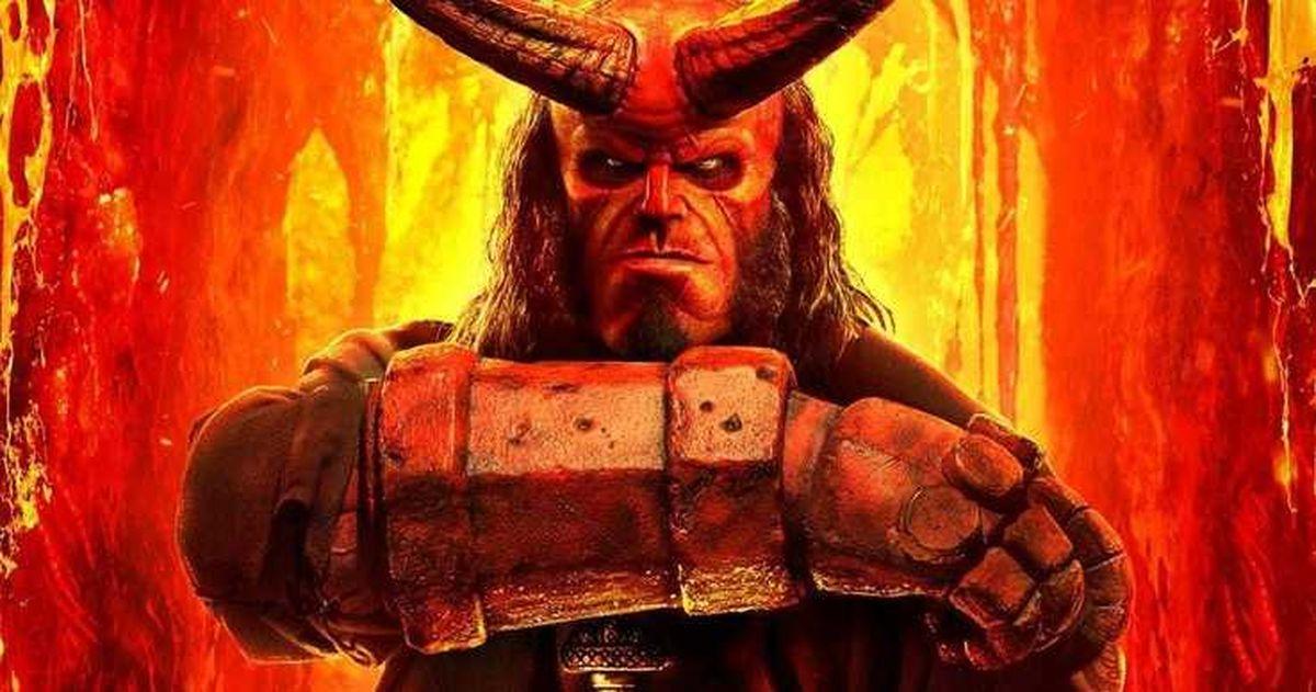 La dernière bande-annonce du reboot Hellboy montre du Gore et un langage cru. Mais le succès au box office est compliqué, face à Captain Marvel et Endgame.