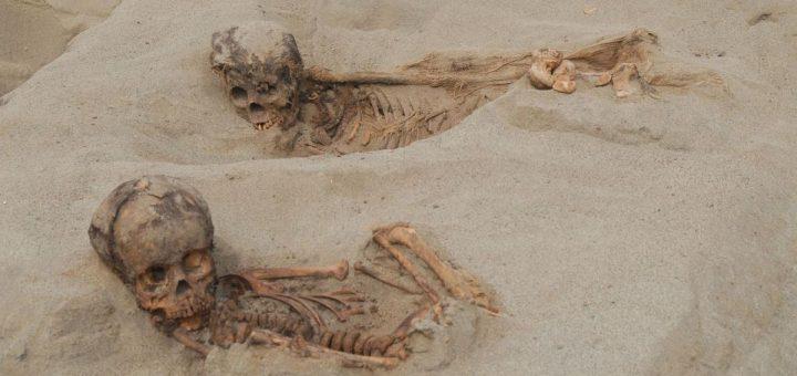 Des enfants momifiés - Crédit : John Verano (2019)