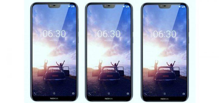 Le principal point fort du Nokia X6 est les 6 Go de RAM qui sont embarqués. Les autres caractéristiques restent moyennes.