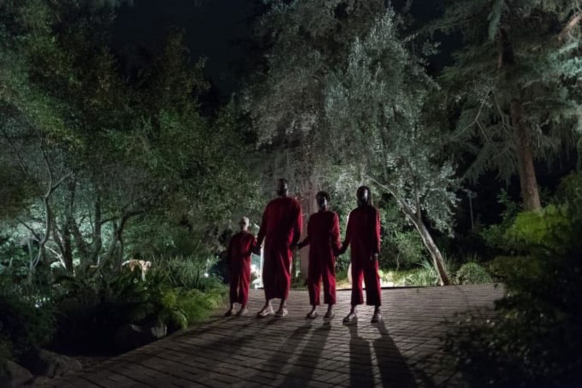 """Avec Get Out en 2017, Jordan Peele avait remporté un Oscar. Et avec """"Us"""", certains le considèrent déjà comme le nouveau Hitchcock ou Spielberg."""