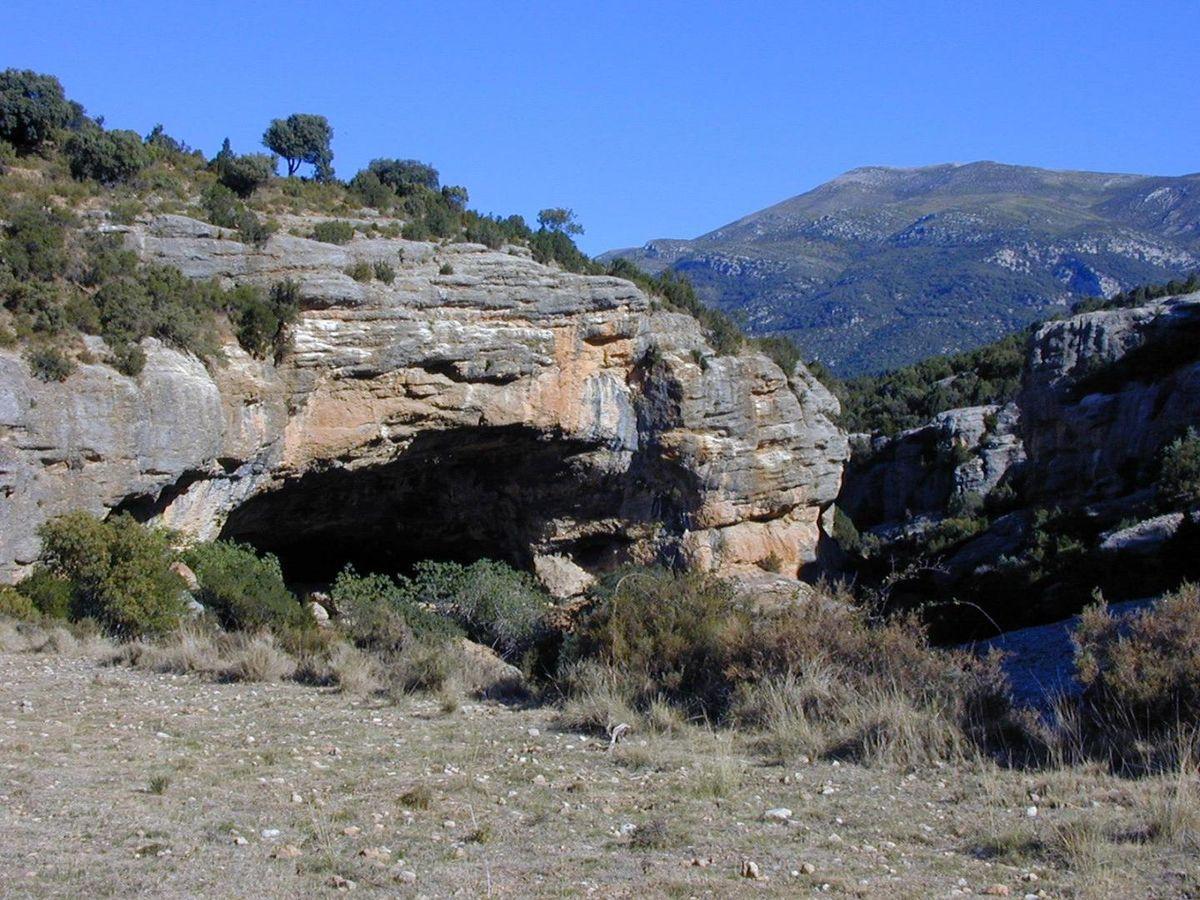 Péninsule ibérique - Site de la Cueva de Chaves - Crédit : Museo de Huesca