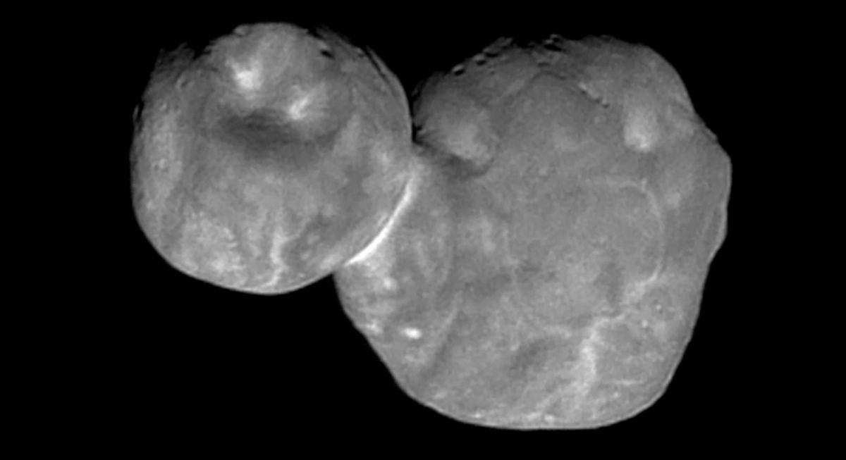La sonde New Horizons rapporte les premiers résultats de 2014 MU69, un objet lointain dans le système solaire.