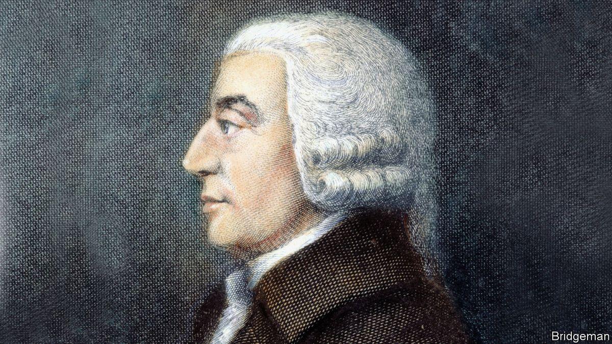 On invoque souvent Adam Smith pour évoquer le capitalisme et la fameuse main invisible du marché. Mais son oeuvre, la richesse des nations et ses idées, ont surtout été utilisés pour des idéologies purement politiques.