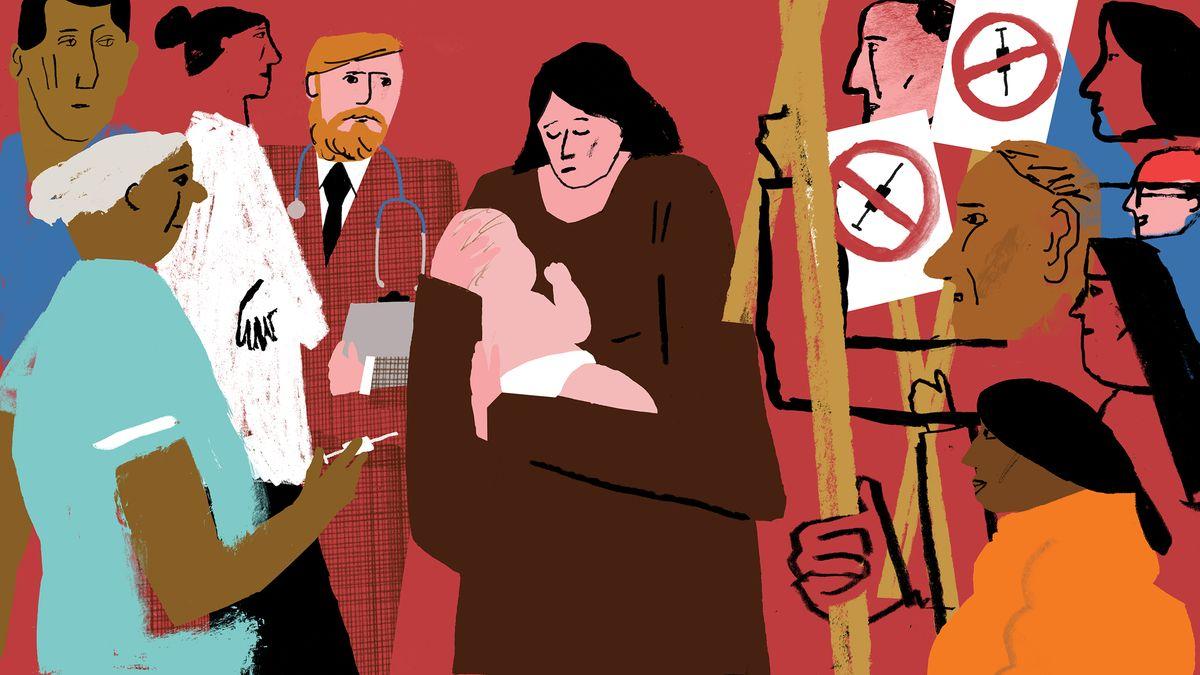 Un Français sur trois pense que les vaccins sont dangereux, mais la couverture vaccinale augmente dans tout le pays. Alex Whiting examine la réaction de la France contre le scepticisme à l'égard des vaccins.