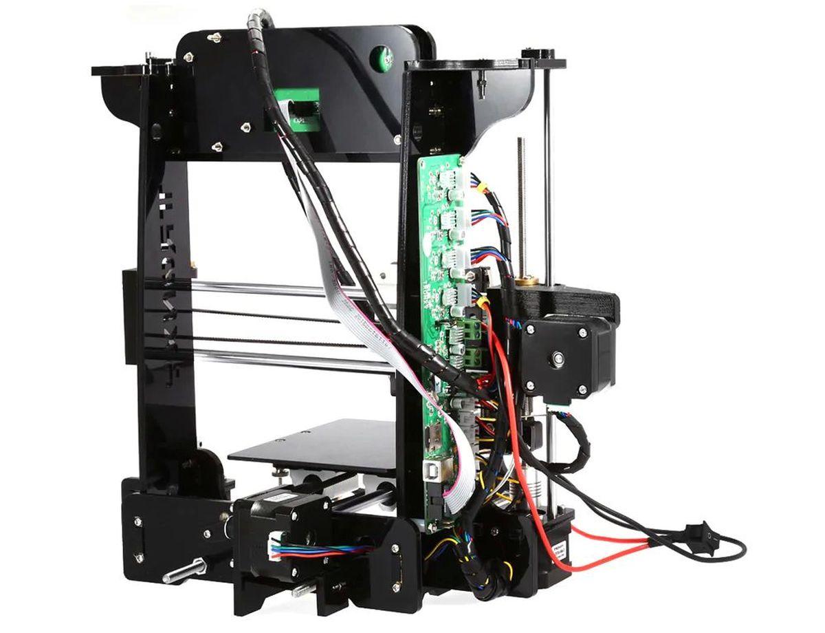 La Tronxy 3D fait partie imprimantes 3D à moins de 150 euros