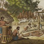 Le sacrifice humain est souvent sanglant et spectaculaire. Une hypothèse suggère que ces sacrifices étaient un contrôle social, exercé par les élites sur les pauvres d'une société.