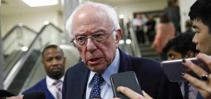 Bernie Sanders est derrière Biden pour le moment. Mais à quoi pourrait ressembler une administration Sanders ? A gauche toute avec une pointe de vert (parfois kmers).