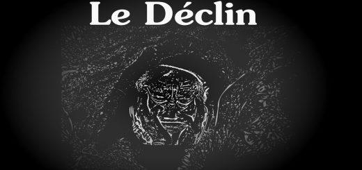 """Extrait de la nouvelle """"La caverne d'Aristote"""" de mon livre """"Le Déclin""""."""
