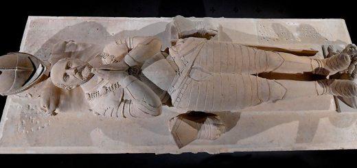 Repose en paix; Cénotaphe de Montaigne à Bordeaux. Ses restes se sont perdus au fil des ans, même si l'on suppose qu'il aurait adopté une vision philosophique d'une telle perte - Crédit : Mehdi Fedouach/Afp/Getty