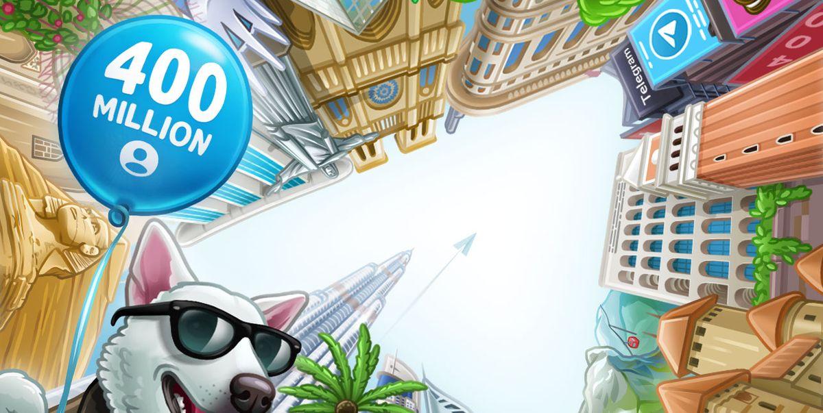 Telegram vient de passer les 400 millions d'utilisateurs. Une bonne nouvelle pour cette application qui veut s'éloigner des GAFAMs et la messagerie nous laisse miroiter des appels vidéos de groupe dans le futur.