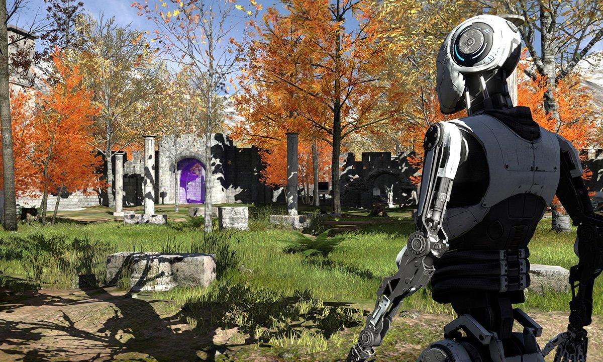 The Talos Principle est l'un des 100 meilleurs jeux vidéo de tous les temps.