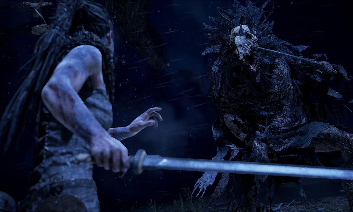 Hellblade : Senua's Sacrifice est l'un des 100 meilleurs jeux vidéo de tous les temps.