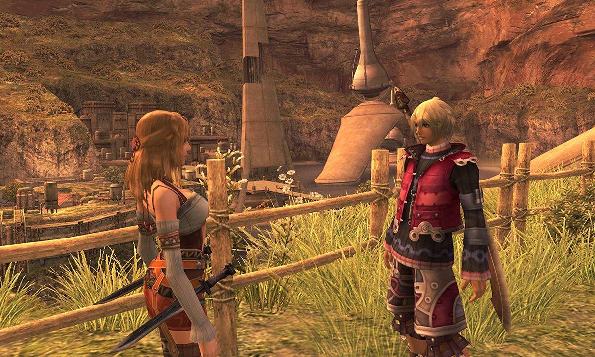 Xenoblade Chronicles est l'un des 100 meilleurs jeux vidéo de tous les temps.