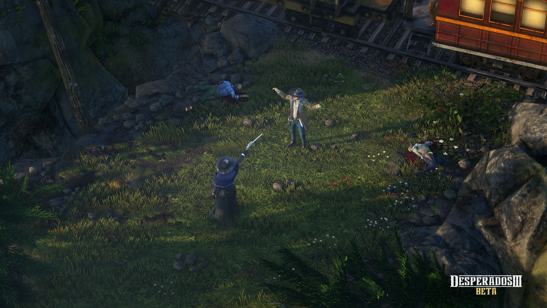 Desperados III sort, mitraille, dynamite et ne déçoit. On perçoit quand même une rigidité, limitant la créative. Mais le jeu atteint pleinement son objectif.