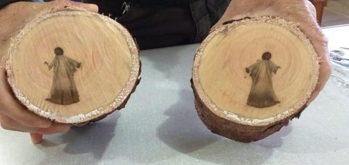 Au Brésil, une image de Jésus-Christ est apparue dans une branche d'arbre coupée. Hasard, signe divin, parédolie ?