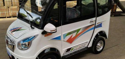 La Changli est une voiture électrique qui est la voiture la moins chère au monde. 930 dollars et on peut vous la livrer à domicile.