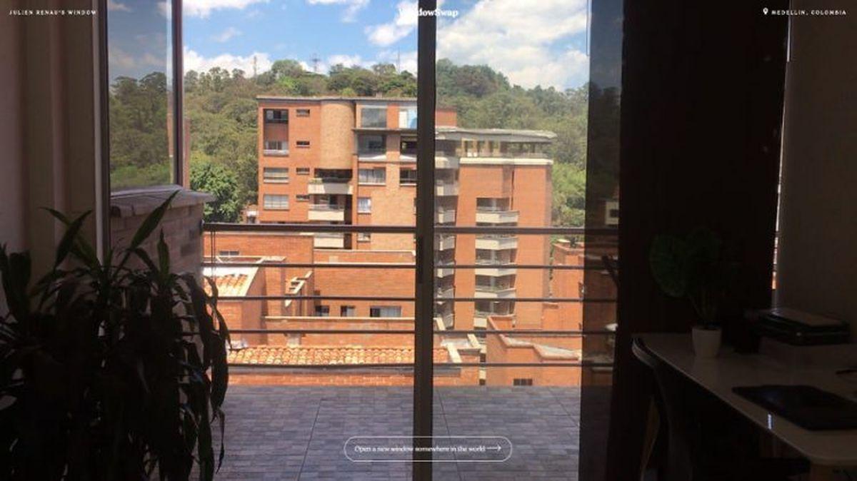 Window Swap est un site qui vous permet de voyager dans le monde par la fenêtre de parfaits étrangers. Fatigué de passer votre vie à regarder par la fenêtre ?