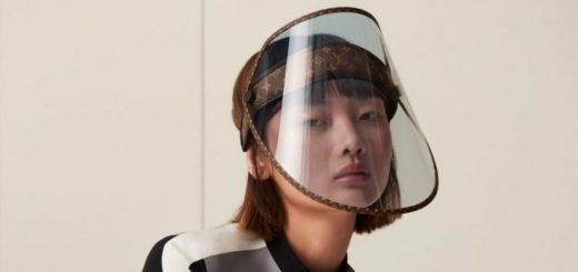 Dans le luxe, la stupidité grimpe comme le lierre. Louis Vuitton va proposer un écran facial de protection pour 1000 dollars.