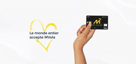 Telma et Mvola bouleverse encore les paiements en lançant sa propre carte VISA internationale. Mais parfois, les frais de transaction peuvent piquer.