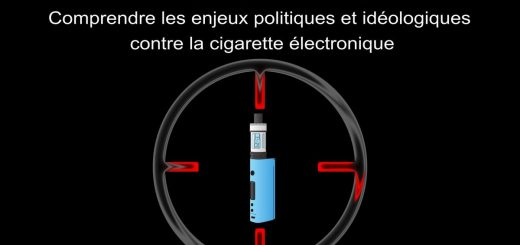 """Mon nouveau livre est sorti intitulé """"La vape qui dérange : Comprendre les enjeux politiques et idéologiques contre la cigarette électronique""""."""