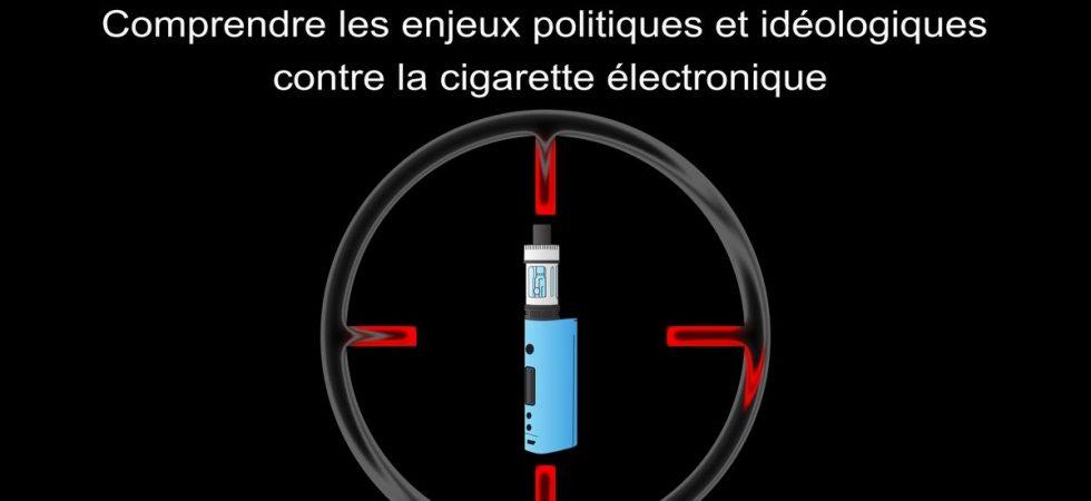 """Ci-dessous, un extrait de mon livre, """"La vape qui dérange : Comprendre les enjeux politiques et idéologiques contre la cigarette électronique""""."""