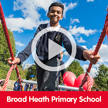 Broad Heath Primary School Playground