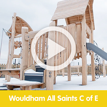 Wouldham All Saints C of E Play Area
