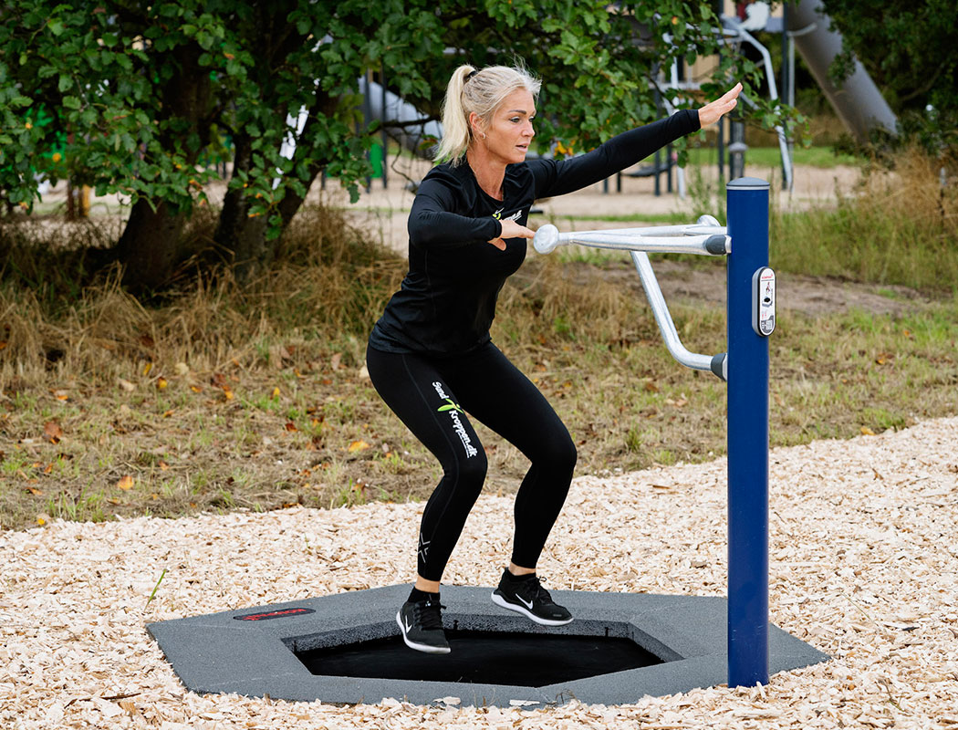 Fitness Jumper Wobble
