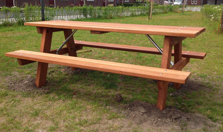 Table/Banc Nature Adulte