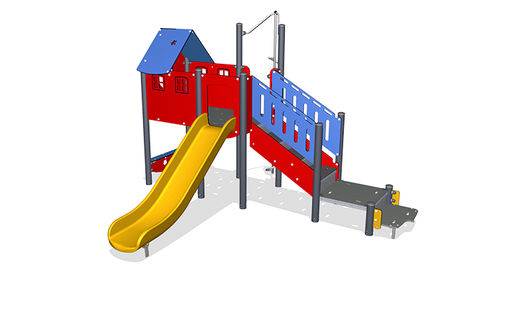 Play Tower, Physical